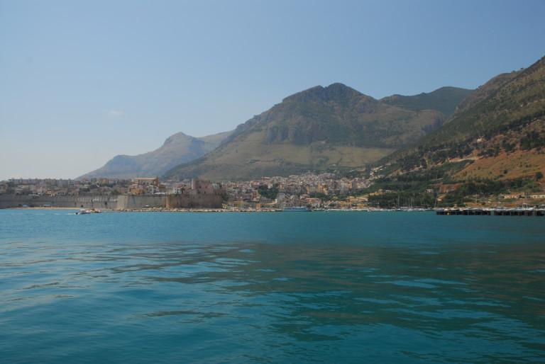 appartamenti a Castellammare del Golfo il mare limpido di Scopello