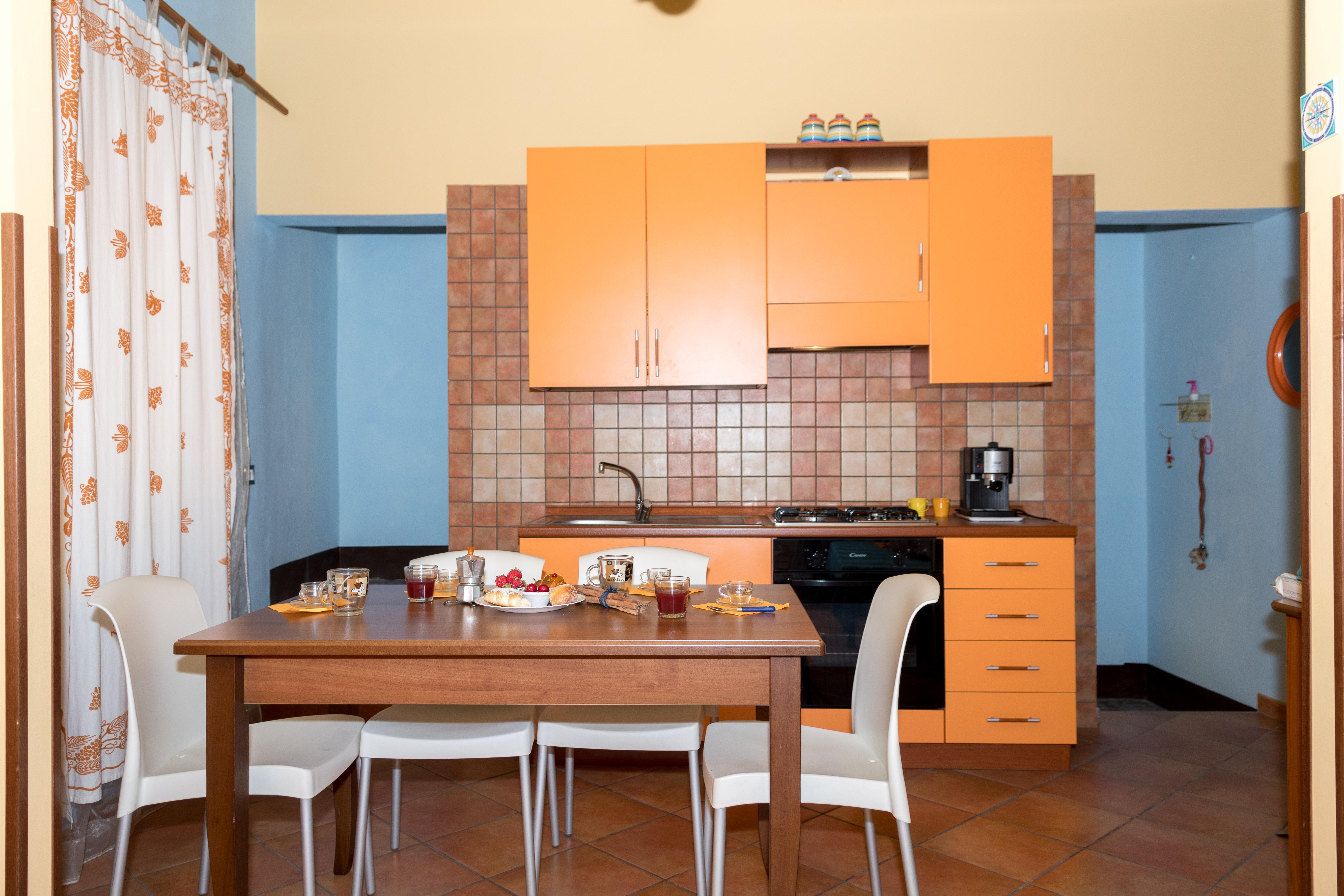 La cucina del trivani
