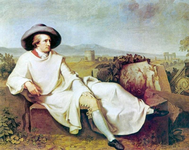 Goethe viaggio in italia e in sicilia